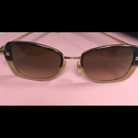 382528beb97c CHANEL Accessories - CHANEL Sunglasses RARE !